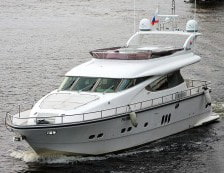 Моторная яхта «ELEGANCE»: мечта саудовских шейхов